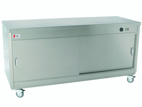 Parry HOT15 Sliding Door Electric Hot Cupboard, Hot Holding, Advantage Catering Equipment