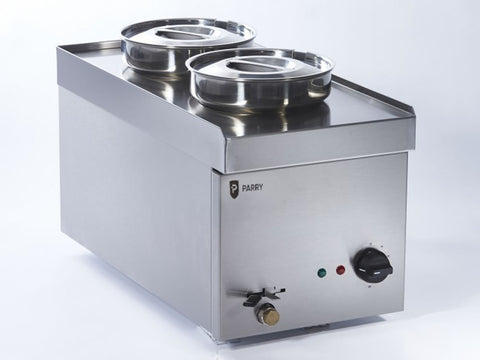 Parry NPWB2 Wet Well Pot Electric Bain Marie, Bain Maries, Advantage Catering Equipment