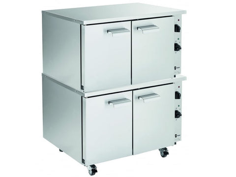 Parry P9EOD Double Stacked Electric Oven, Ovens, Advantage Catering Equipment