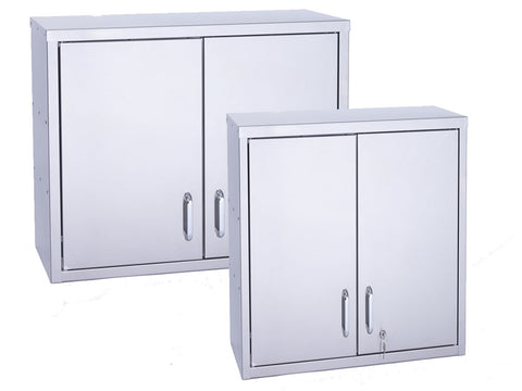 Parry WCH Range Stainless Steel Hinged Wall Cupboard, Fabrications, Advantage Catering Equipment