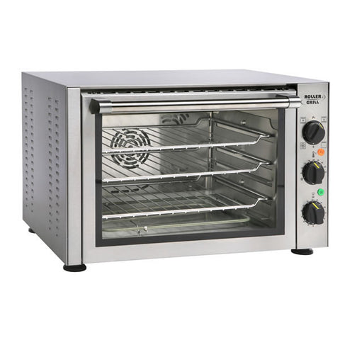 Roller Grill FC380TQ Turbo Quartz Mini Oven with Grill, Ovens, Advantage Catering Equipment