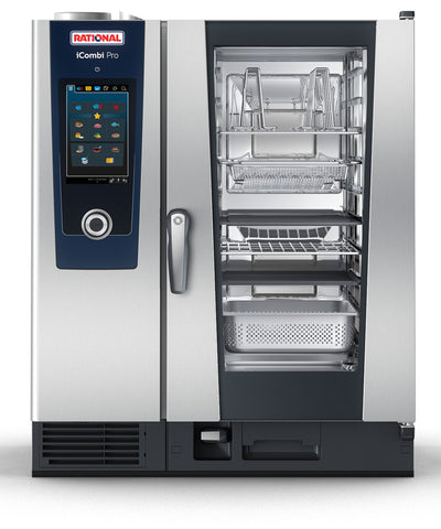 Rational iCombi Pro 10-1 Electric Combination Oven, Ovens, Advantage Catering Equipment