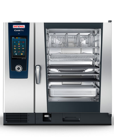 Rational iCombi Pro 10-2 Gas Combination Oven, Ovens, Advantage Catering Equipment