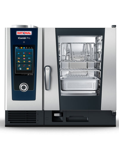 Rational iCombi Pro 6-1 Gas Combination Oven, Ovens, Advantage Catering Equipment