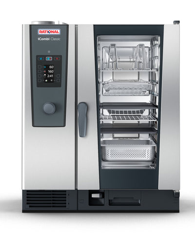 Rational iCombi Classic 10 -1 Gas Combination Oven, Ovens, Advantage Catering Equipment