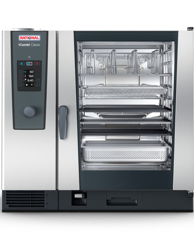 Rational iCombi Classic 10 - 2 Electric Combination Oven, Ovens, Advantage Catering Equipment