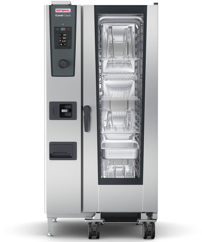 Rational iCombi Classic 20 -1 Gas Combination Oven, Ovens, Advantage Catering Equipment