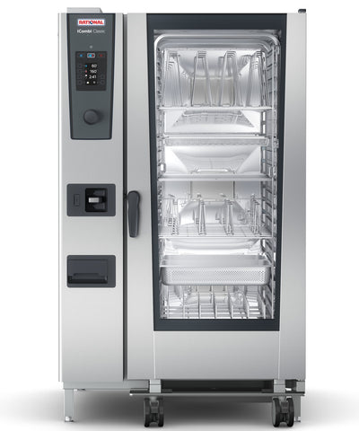 Rational iCombi Classic 20 - 2 Electric Combination Oven, Ovens, Advantage Catering Equipment