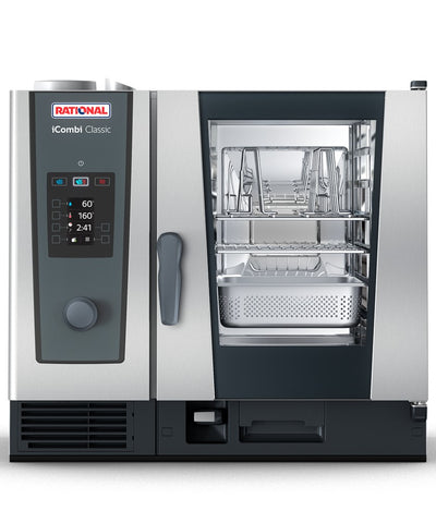Rational iCombi Classic 6-1 Gas Combination Oven