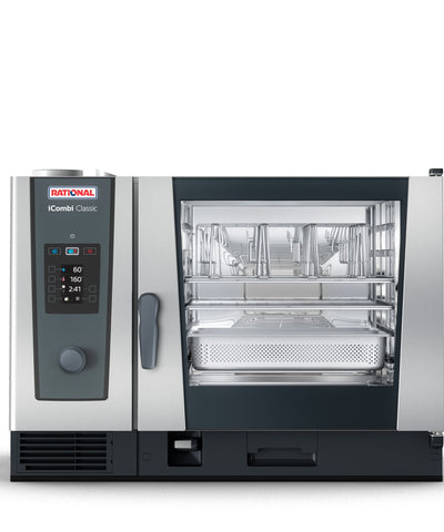Rational iCombi Classic 6-2 Electric Combination Oven, Ovens, Advantage Catering Equipment