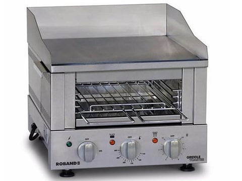 Roband GT400 Griddle Toaster, Griddles, Advantage Catering Equipment