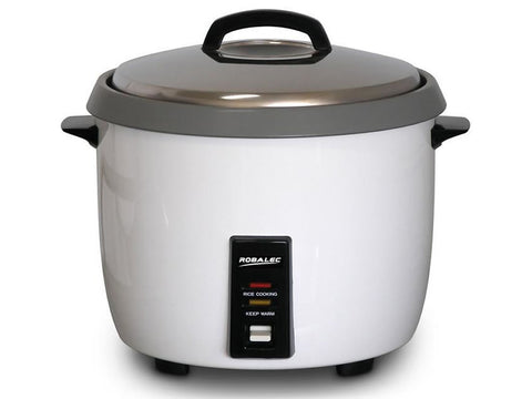 Roband Robalec 5RSW10000 55 Portion Rice Cooker, Rice Cookers and Warmers, Advantage Catering Equipment