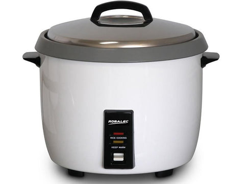 Roband Robalec 5RSW5400 30 Portion Rice Cooker, Rice Cookers and Warmers, Advantage Catering Equipment