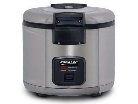 Roband Robalec 5RSW6000 Rice Cooker and Warmer, Rice Cookers and Warmers, Advantage Catering Equipment