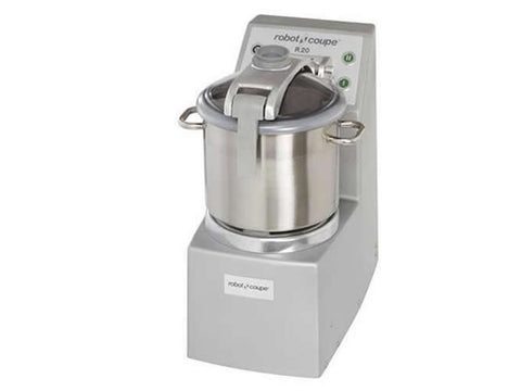 Robot Coupe R20 Floor Standing Cutter, Food Processors, Advantage Catering Equipment