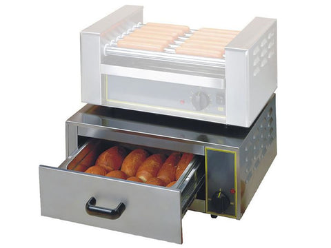 Roller Grill CB20 Hot Dog Bun Warming Cabinet, Hot Holding, Advantage Catering Equipment