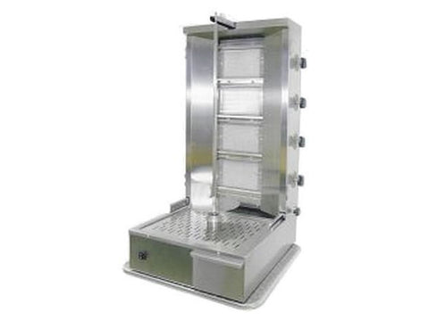 Roller Grill GR80G Gas Kebab Grill, Grills, Advantage Catering Equipment