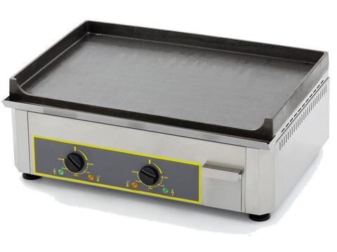 Roller Grill PSF600E Cast Iron Griddle, Griddles, Advantage Catering Equipment