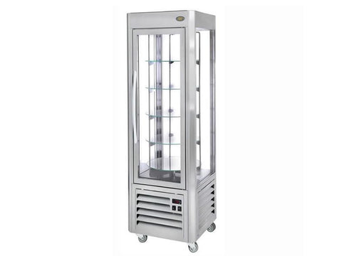 Roller Grill RD600F Vertical Refrigerated Display, Cold Displays, Advantage Catering Equipment