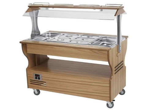 Roller Grill SB40F Refrigerated Buffet Unit, Buffet Displays, Advantage Catering Equipment