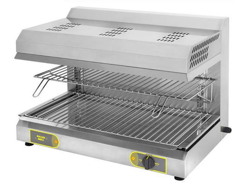 Roller Grill SEF800B Fixed Salamander Grill, Grills, Advantage Catering Equipment