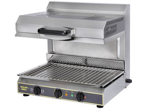 Roller Grill SEM600VC Sliding Salamander Grill, Grills, Advantage Catering Equipment