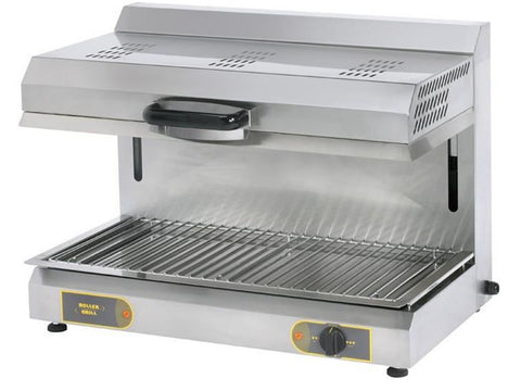 Roller Grill SEM800Q Sliding Salamander Grill, Grills, Advantage Catering Equipment
