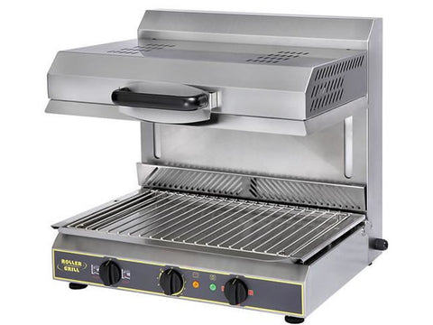 Roller Grill SEM800VC Sliding Salamander Grill, Grills, Advantage Catering Equipment