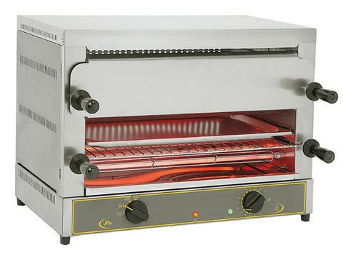 Roller Grill TS3270 Double Salamander Toaster, Grills, Advantage Catering Equipment
