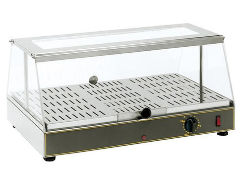 Roller Grill WD100 Heated Display Cabinet, Heated Displays, Advantage Catering Equipment