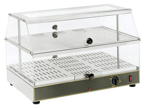 Roller Grill WD200 Heated Display Cabinet, Heated Displays, Advantage Catering Equipment