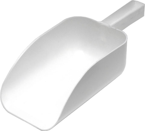 "Genware SC9 All Purpose White Scoop 9"", 2 1/4L Cap, Kitchen & Utensils, Advantage Catering Equipment"