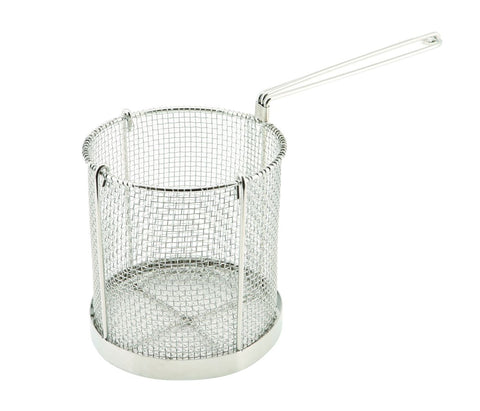 Genware SPB15 Genware S/St Spaghetti Basket 15cm Dia x 16cm, Kitchen & Utensils, Advantage Catering Equipment