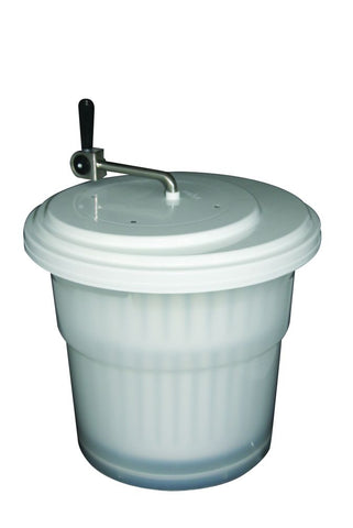 Genware SPIN27 Salad Spinner 20 Litre (Usable Capacity), Kitchen & Utensils, Advantage Catering Equipment