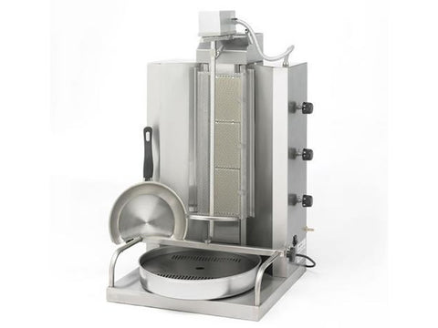Sammic AG-30 Kebab Burner, Grills, Advantage Catering Equipment