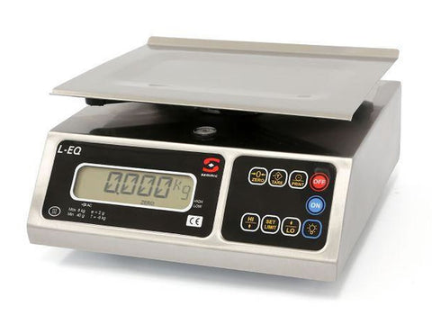 Sammic LEQ-8  Portioning Scales