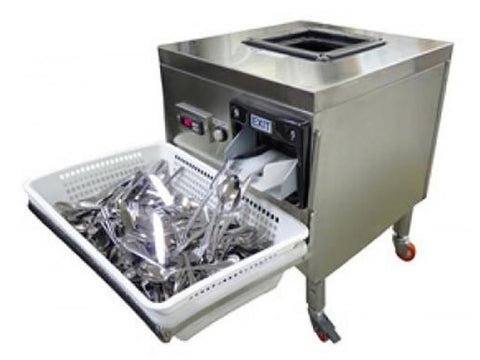 Spoonshine AS 500M Mobile Cutlery Polishing Machine