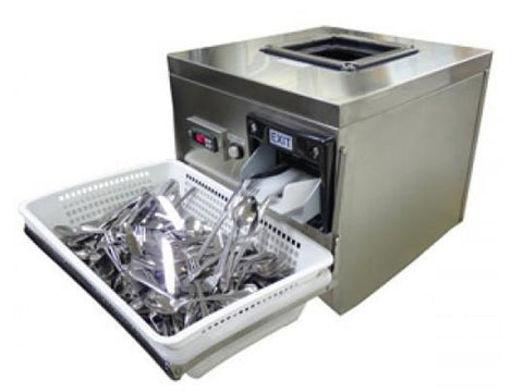 Spoonshine AS 500 Cutlery Polishing Machine, Polishing Machines, Advantage Catering Equipment