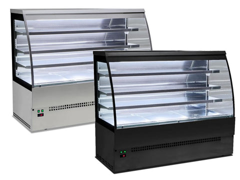 Sterling Pro EVO-SELF Range Self-Service Display Counter, Cold Displays, Advantage Catering Equipment
