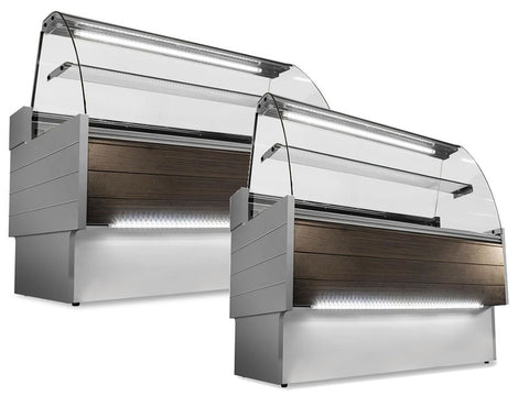 Sterling Pro Kibuk Range Serve-over Counter, Serve Overs, Advantage Catering Equipment