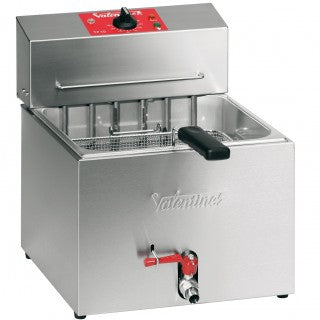Valentine TF13 Single Pan Electric Fryer, Fryers, Advantage Catering Equipment