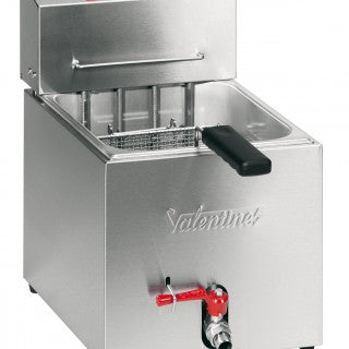 Valentine TF7 Single Pan Electric Fryer, Fryers, Advantage Catering Equipment