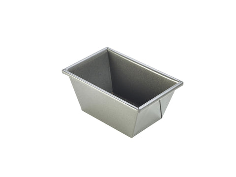 Genware TLF-CS16 Carbon Steel Non-Stick Traditional Loaf Pan, Cookware & Bakeware, Advantage Catering Equipment