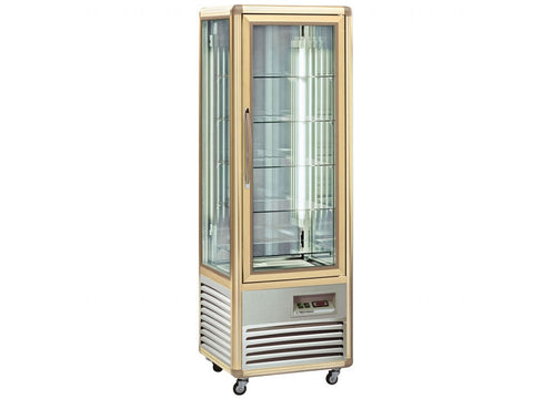 Tecfrigo Continental 350G Single Door Glass Display, Cold Displays, Advantage Catering Equipment