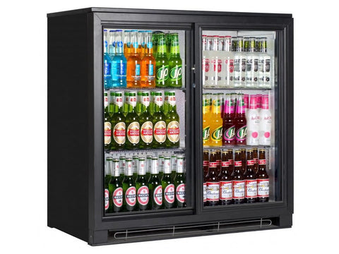 Tefcold BA20S Back Bar Bottle Cooler