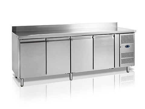 Tefcold CK7410 Gastronorm Refrigerated Counter, Refrigerators, Advantage Catering Equipment