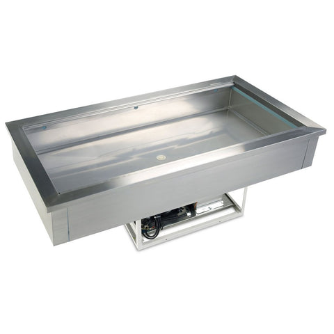 Tefcold CW4 Drop In Chilled Buffet Display Unit, Cold Displays, Advantage Catering Equipment