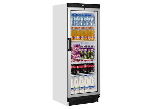 Tefcold FS1280 Glass Door Merchandiser