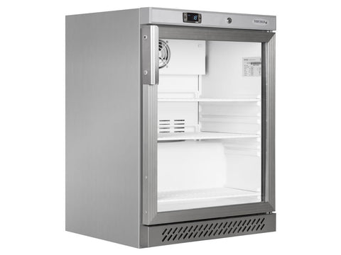 Tefcold UF200VGS Glass Door Display Freezer