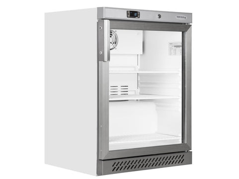 Tefcold UF200VG Glass Door Display Freezer